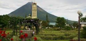 Costa Rica Volcán Arenal