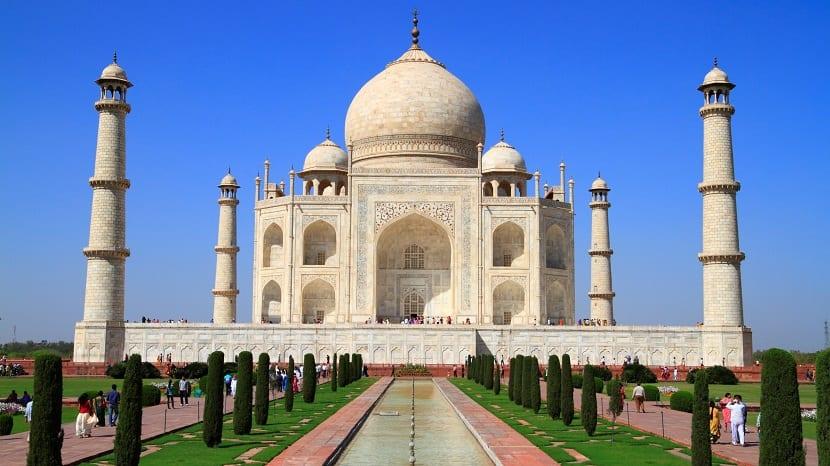 Abecedario - Taj Mahal