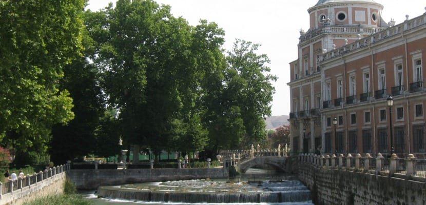 Real Sitio de Aranjuez Cascada