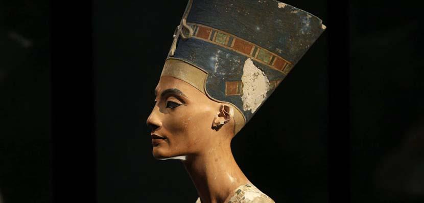 Cabeza de Nefertiti