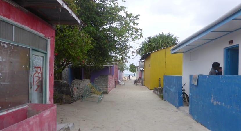 gulhi maldivas calle