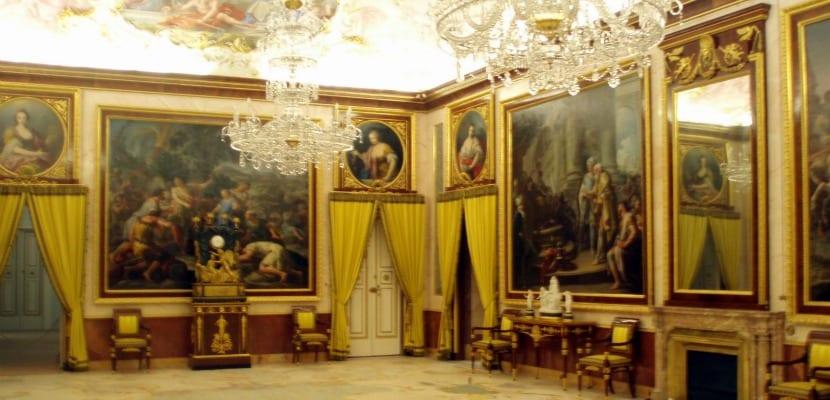 palacio de aranjuez interior