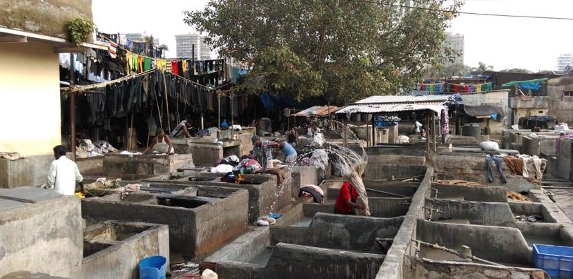 Lavanderías en Mumbai