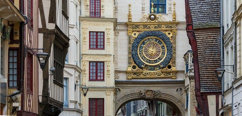 gran reloj ruan