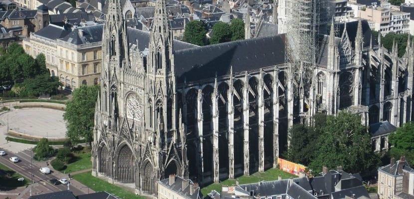 ruan abadia saint ouen