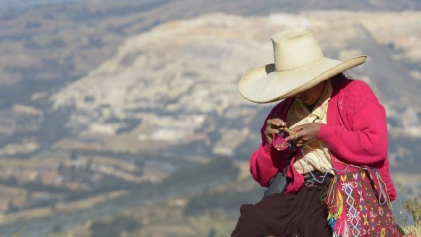 sombrero peruano La liberta
