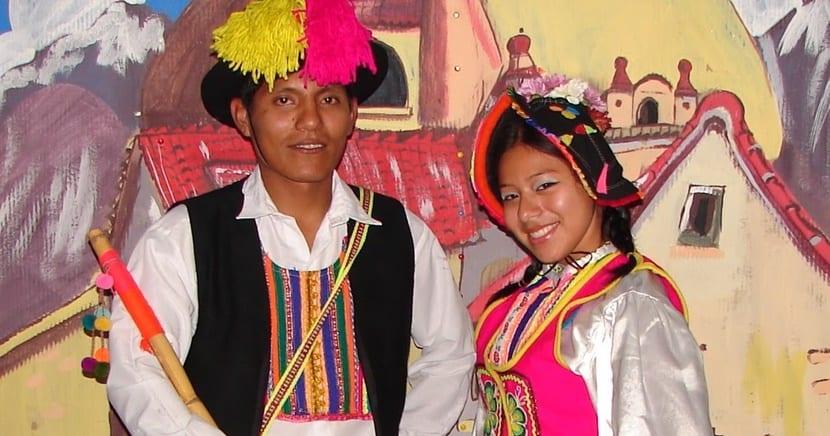 sombrero peruano Moquegua