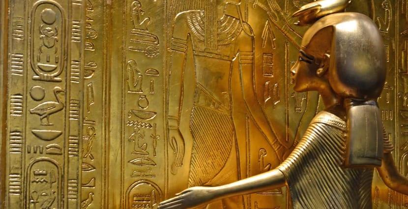 Tesoros de Tutankamón