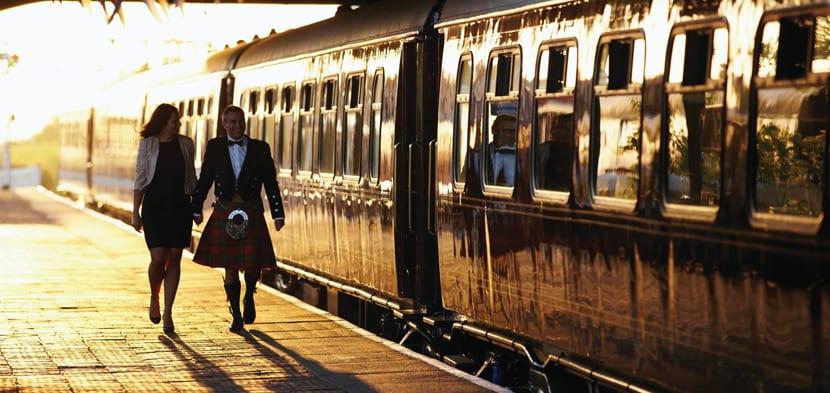 Tren Belmond Royal Scotsman