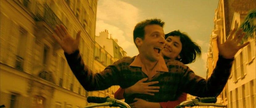 10 películas que dan ganas de viajar - Amelie