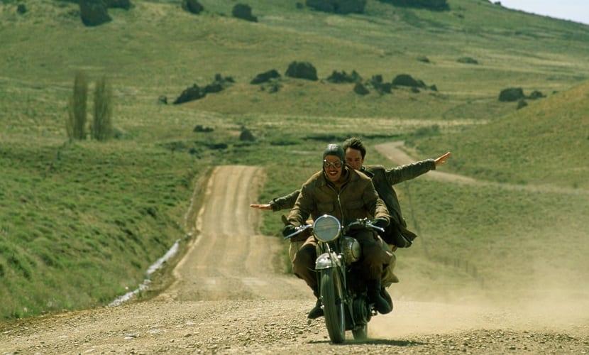 10 películas que dan ganas de viajar - Diarios de motocicleta
