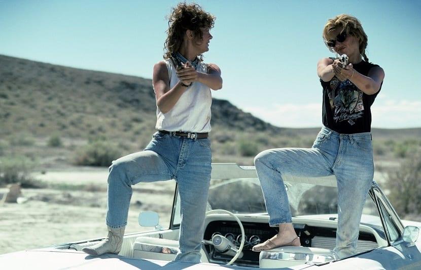 10 películas que dan ganas de viajar - Thelma y Louise