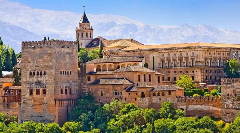 120 sitios andaluces de obligada visita - Granada