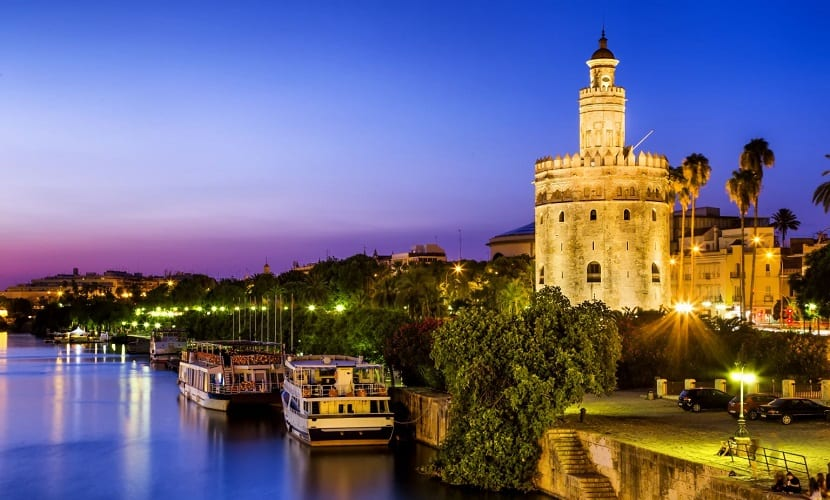 120 sitios andaluces de obligada visita - Sevilla