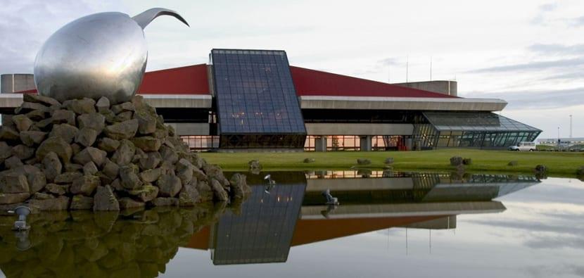 Aeropuerto Internacional Keflavík