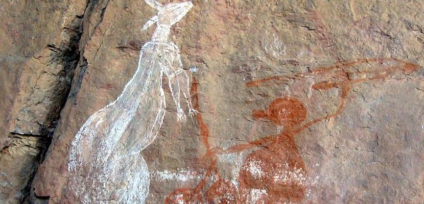 Arte aborigen de Australia