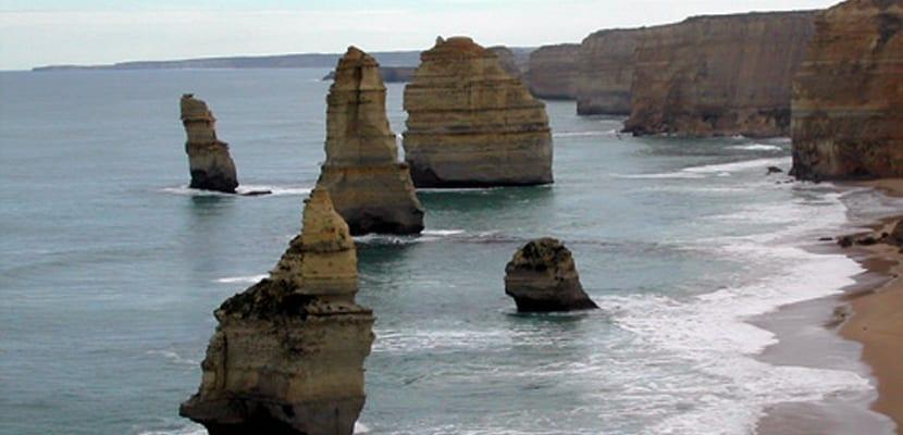 Doce apóstoles en Australia