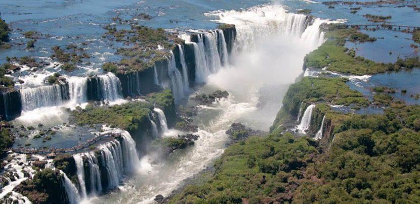 Cataratas del Iguazú 1
