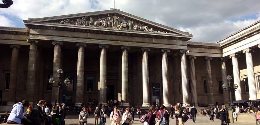 Museo Británico gratis en Londres