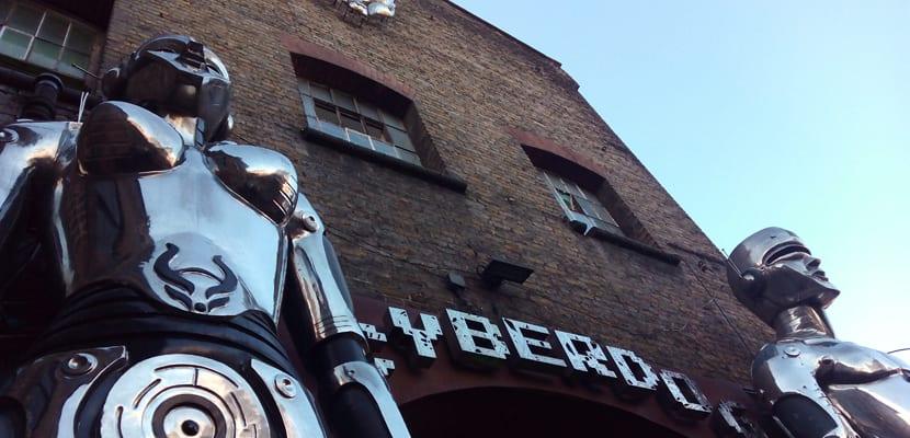 Tienda Cyberdog en Camden
