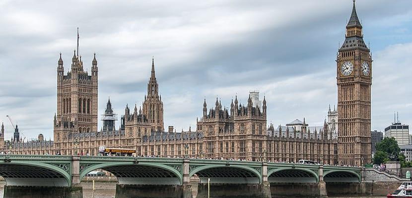 Cosas gratis en Londres, Palacio Westminster
