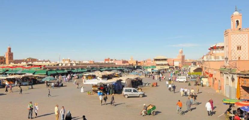 Destinos Semana Santa, Marrakech