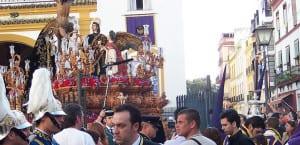 Procesiones de Sevilla en Semana Santa