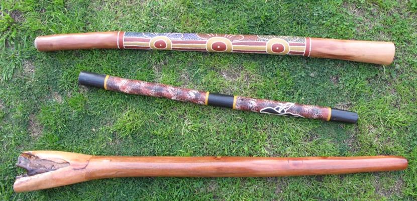 Didgeridoo de Australia