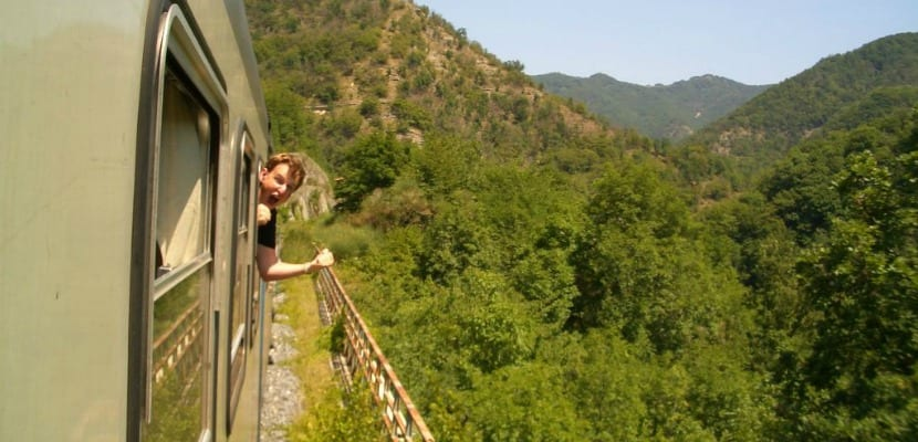 interrail tren