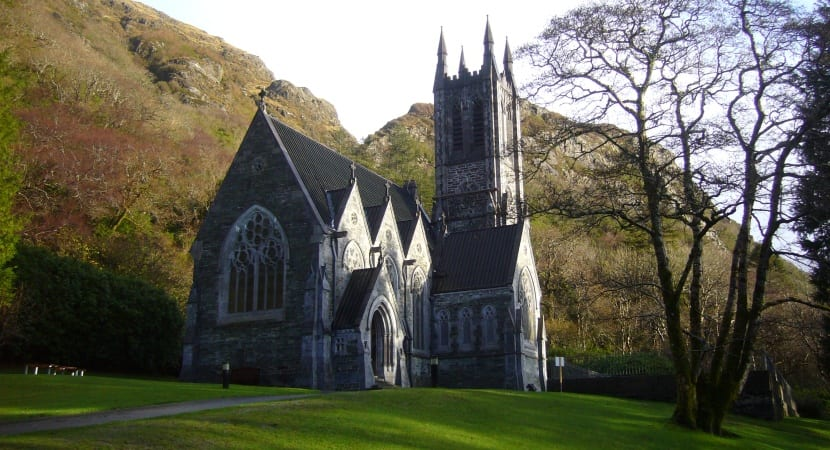 costa oeste irlanda gótico