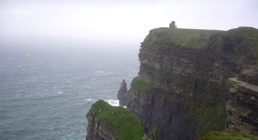 irlanda moher acantilado