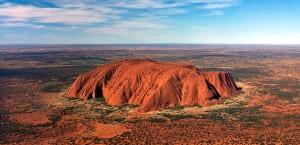 Mejores destinos del 2016 Uluru