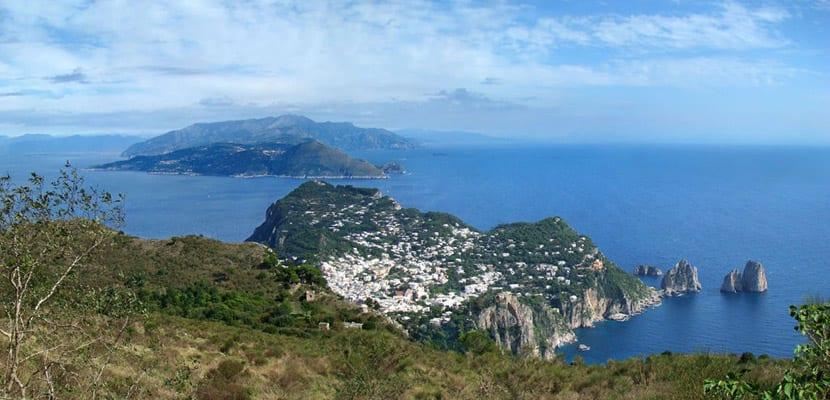 Capri, las mejores islas de Europa