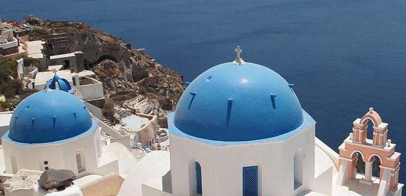 Santorini, las mejores islas de Europa