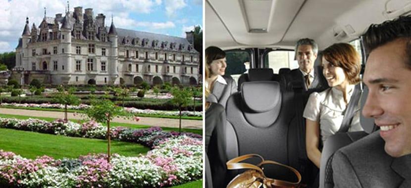 Minibuses al Loire