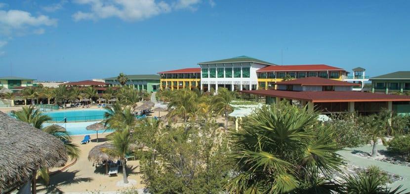 Playa Blanca Cayo Largo