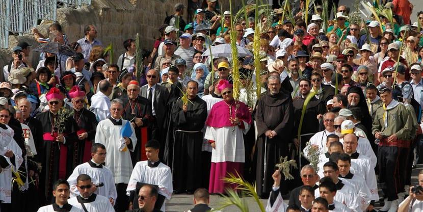 Semana Santa en Jerusalen