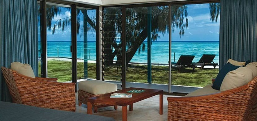 Suite en resort Heron Island