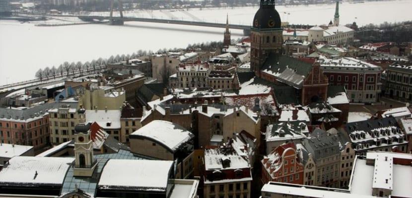 Viajar en 2016 a Letonia