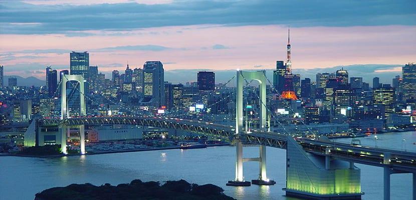 Viajar en 2016 a Tokyo