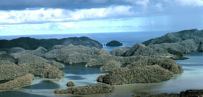 Viajar en 2016 a Palau