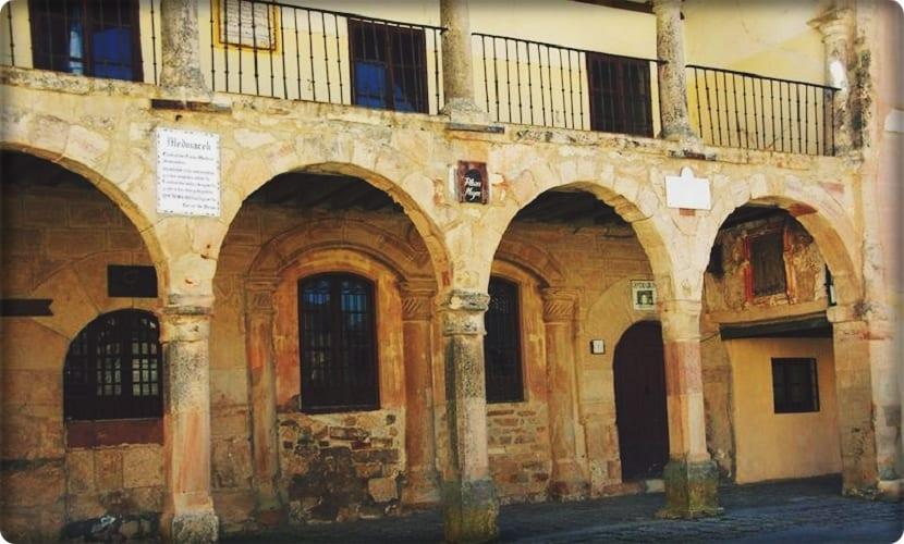 5 pueblos con encanto (Medinaceli)