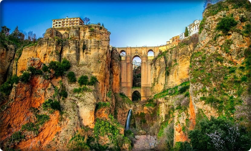 Ronda, uno de los pueblos más bonitos de España