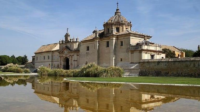 7 cosas gratis que ver en Sevilla - Monasterio de La Cartuja