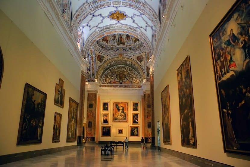 7 cosas gratis que ver en Sevilla - Museo de Bellas Artes