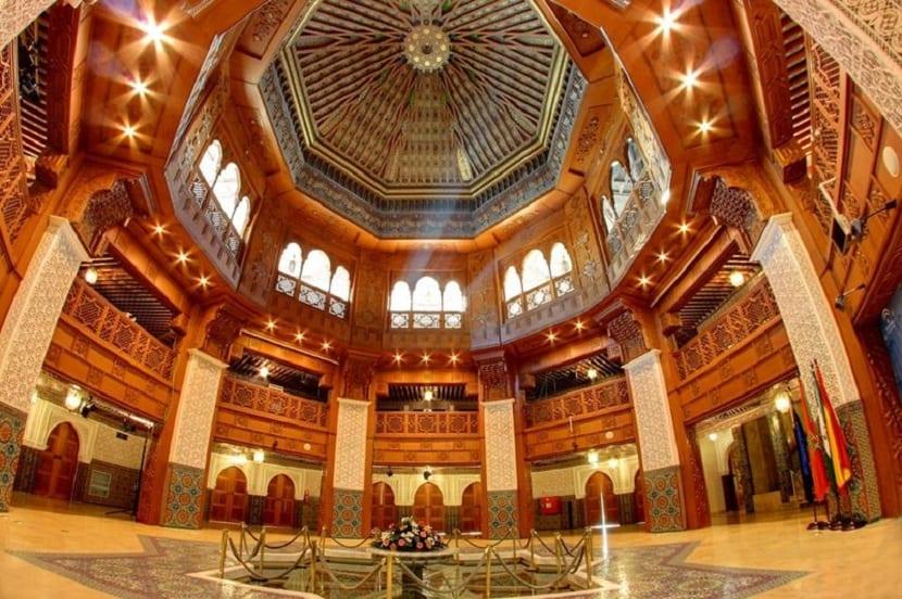 7 cosas gratis que ver en Sevilla - Pabellón de Marruecos