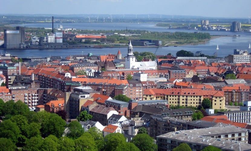 Las 10 ciudades de Europa con mayor calidad de vida - Aalborg