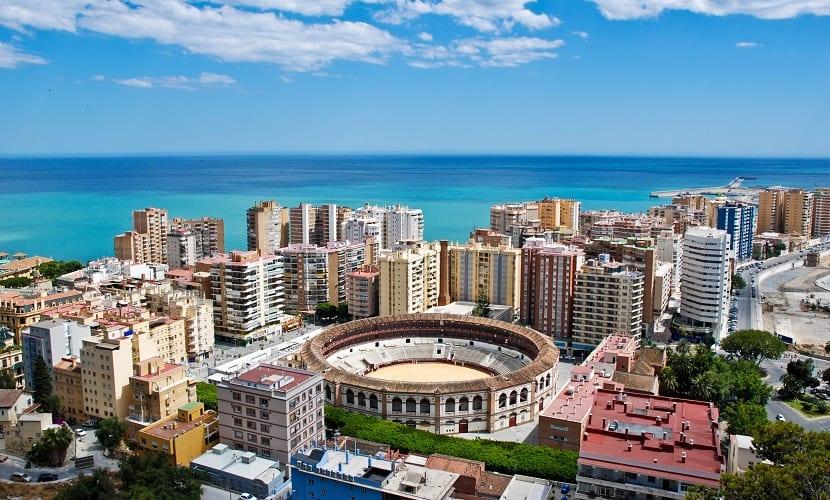 Las 10 ciudades de Europa con mayor calidad de vida - Malaga