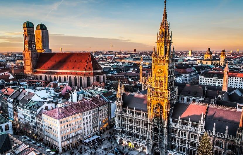 Las 10 ciudades de Europa con mayor calidad de vida - Munich