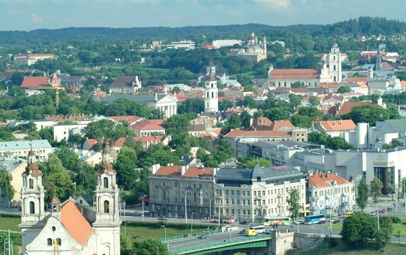 Las 10 ciudades de Europa con mayor calidad de vida - Vilna